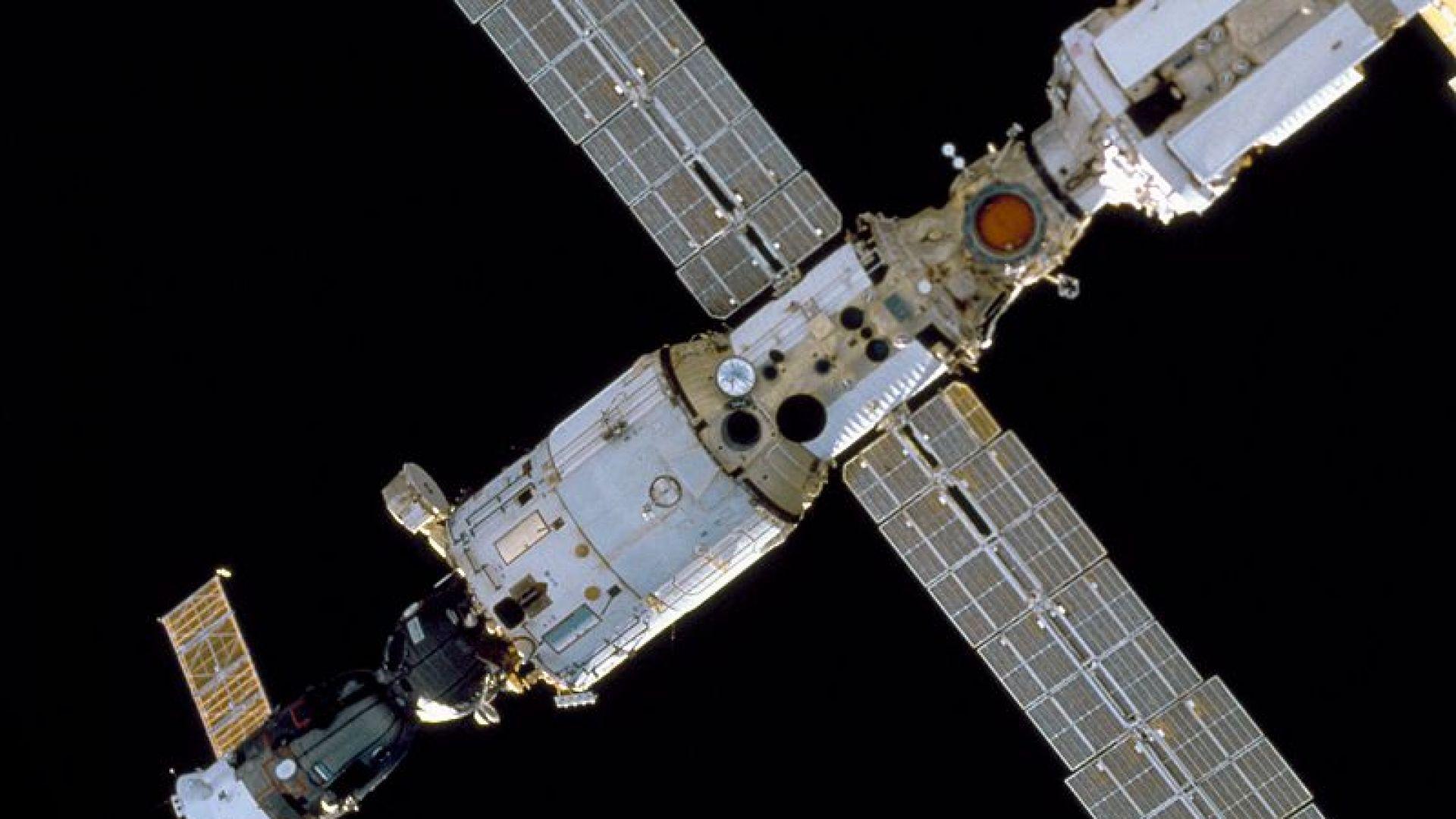 Алармата за дим се включи в руския модул на Международната космическа станция