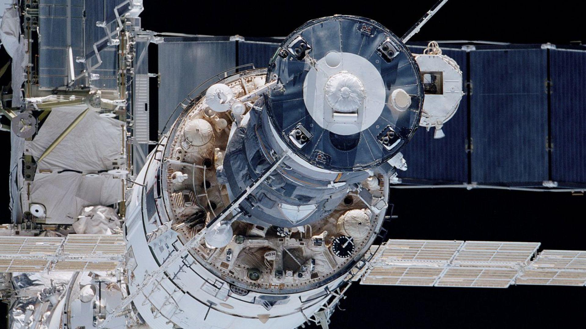 НАСА изпраща хиляди животни на Международната космическа станция