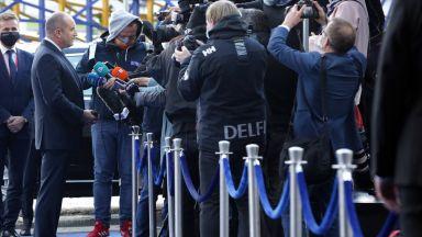 ДАНС и ДАР проверяват COVID скандала с президента в Естония