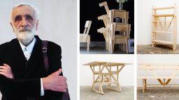 Отиде си прочутият промишлен дизайнер Енцо Мари