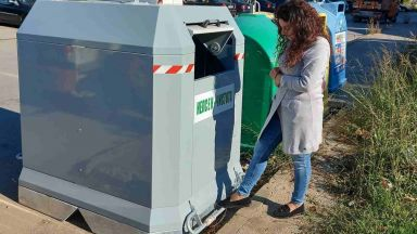 В Русе стартира модерна система за събиране на битови отпадъци (снимки)