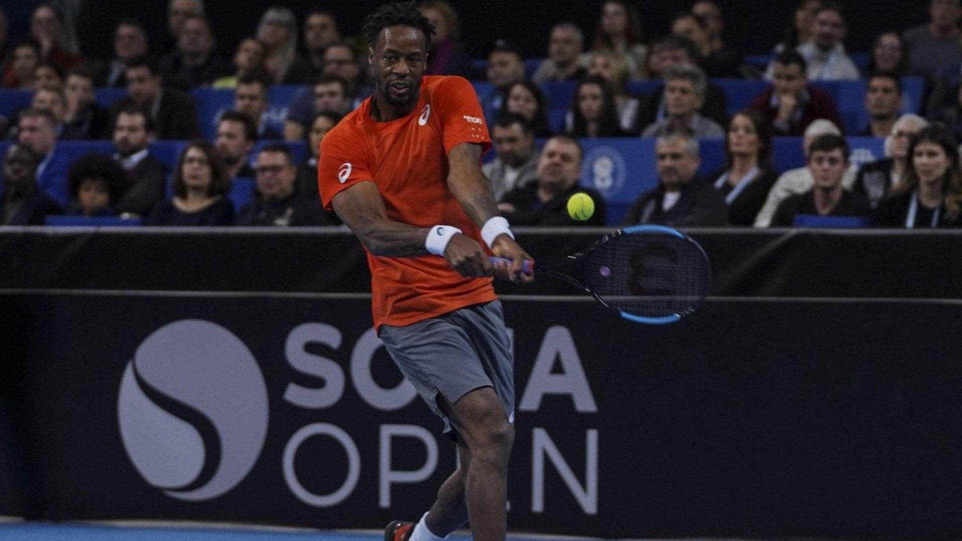 Спортът по телевизията (голям тенис в София, дерби в Германия и още)