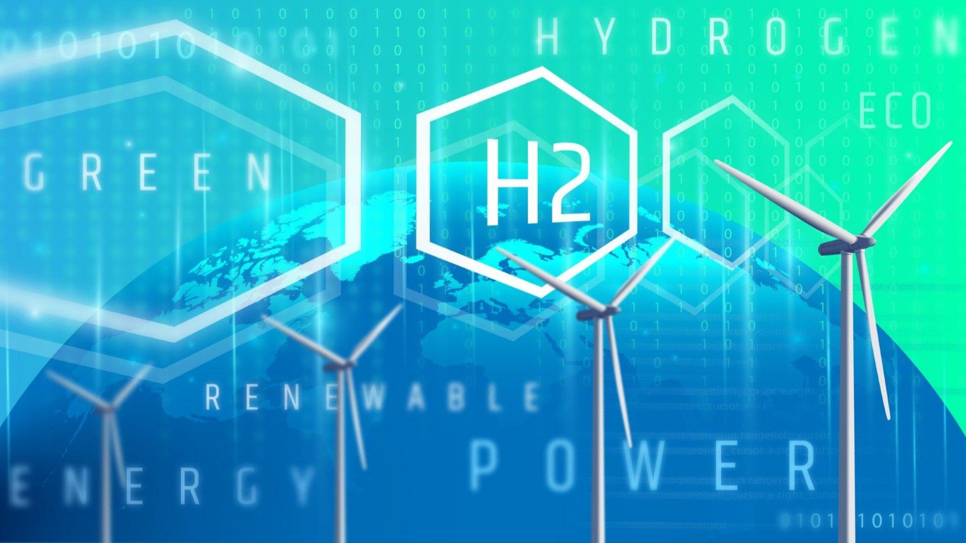 Поредната климатично-неутрална утопия: водород вместо газ