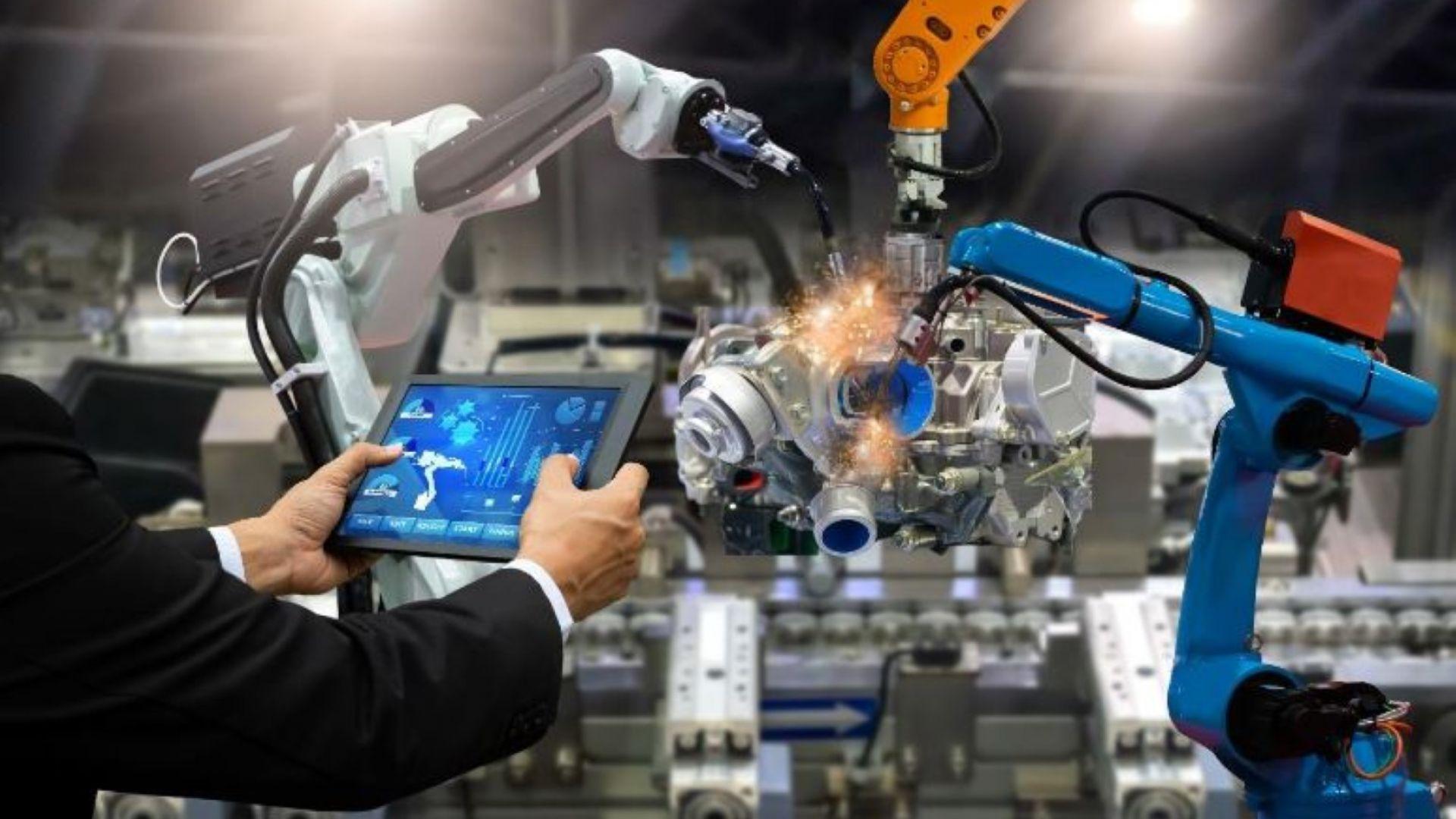 До 2025 половината от работните позиции ще бъдат заети от машини