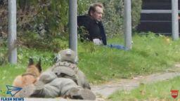 Датският изобретател, който уби шведска журналистка, избяга от затвора, но го хванаха (видео)