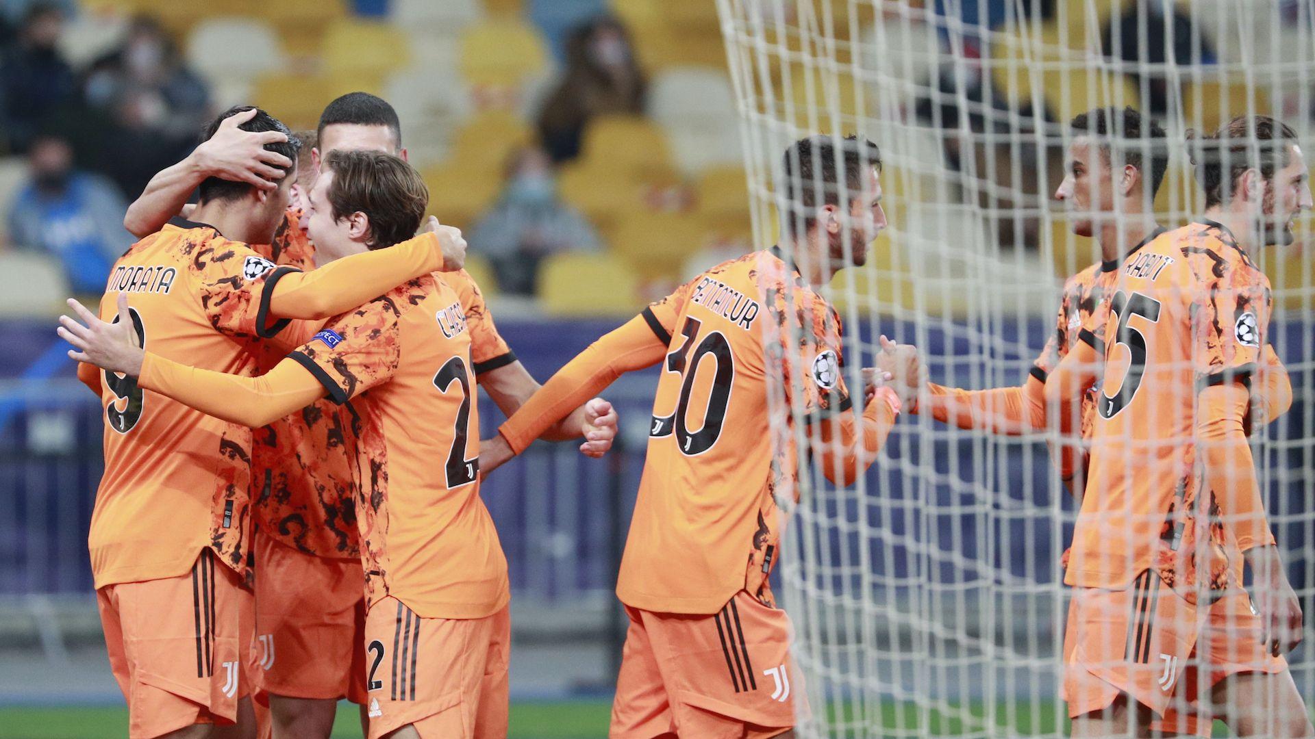 Мората влезе в обувките на Роналдо и даде на Ювентус успешен старт в Шампионската лига