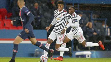 Рашфорд пак нокаутира Пари Сен Жермен и донесе радост на Юнайтед