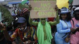 Войници избиха протестиращи по време на демонстрация в Лагос  (видео/снимки)