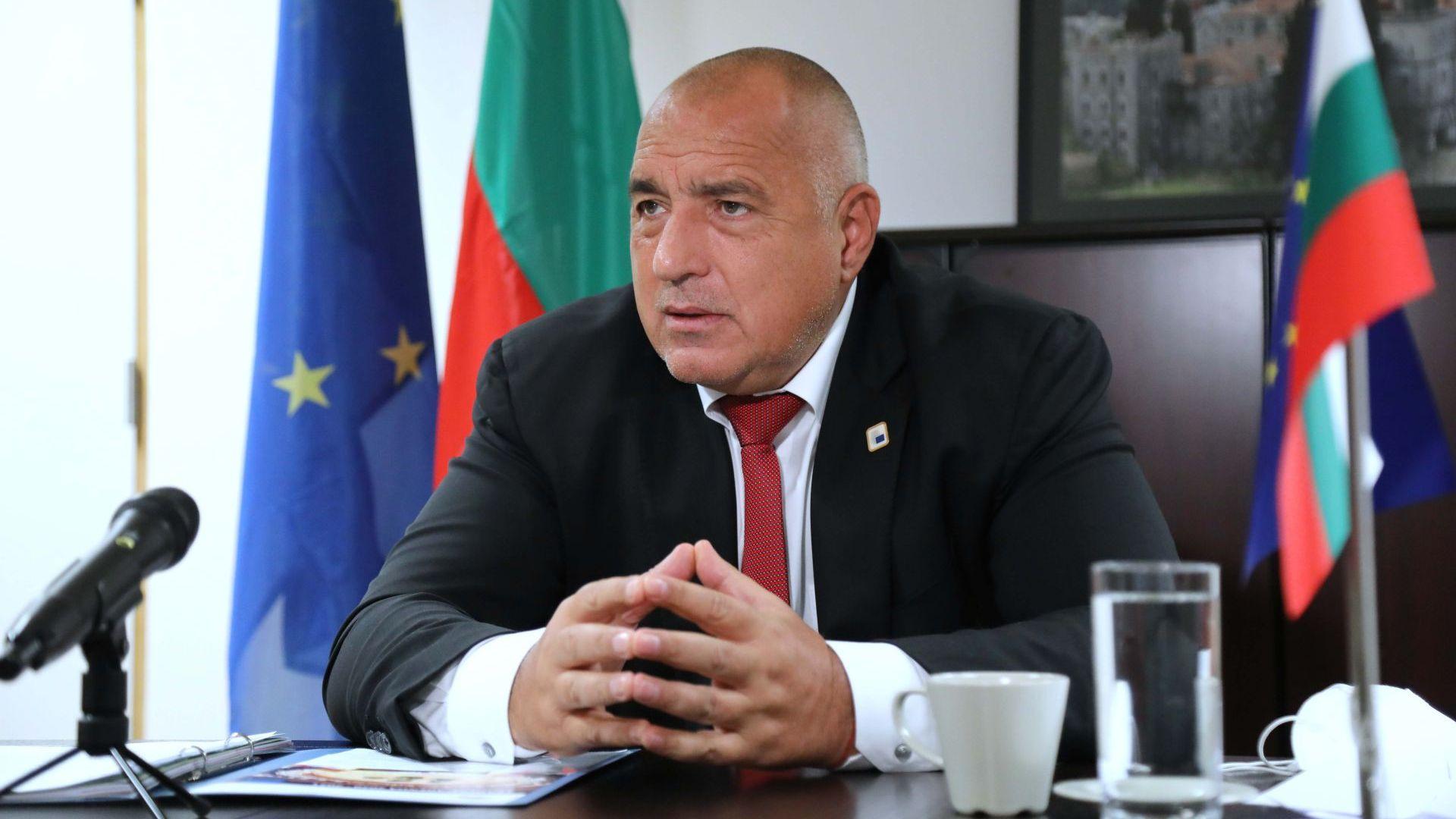 Борисов: Над 526 000 нуждаещи се българи получават пакети с храна