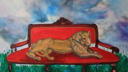 """Изложбата """"Нахлуване в пейзажа"""" на Аделина Попнеделева: за невинността, която изгубваме като деца"""