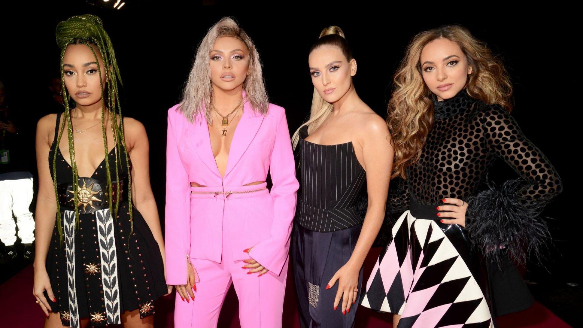 Little Mix ще водят Европейските музикални награди на MTV