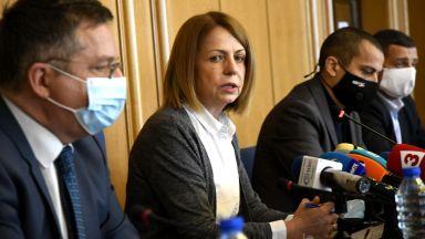Заради неприетия ковид болен Фандъкова иска медицински одит на IV градска