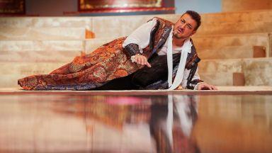 Блестящият тенор Камен Чанев се нуждае спешно от кръвна плазма