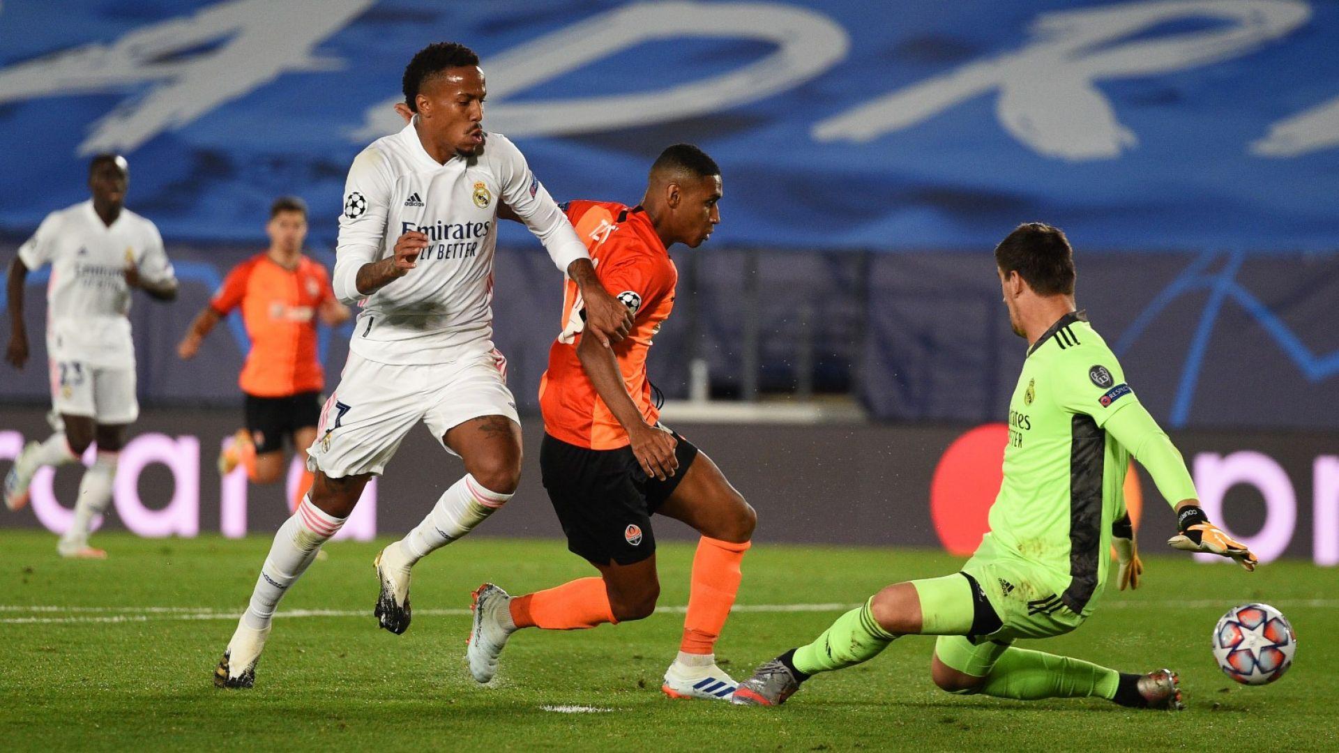 Реал допусна сензационна загуба насред Мадрид в Шампионска лига