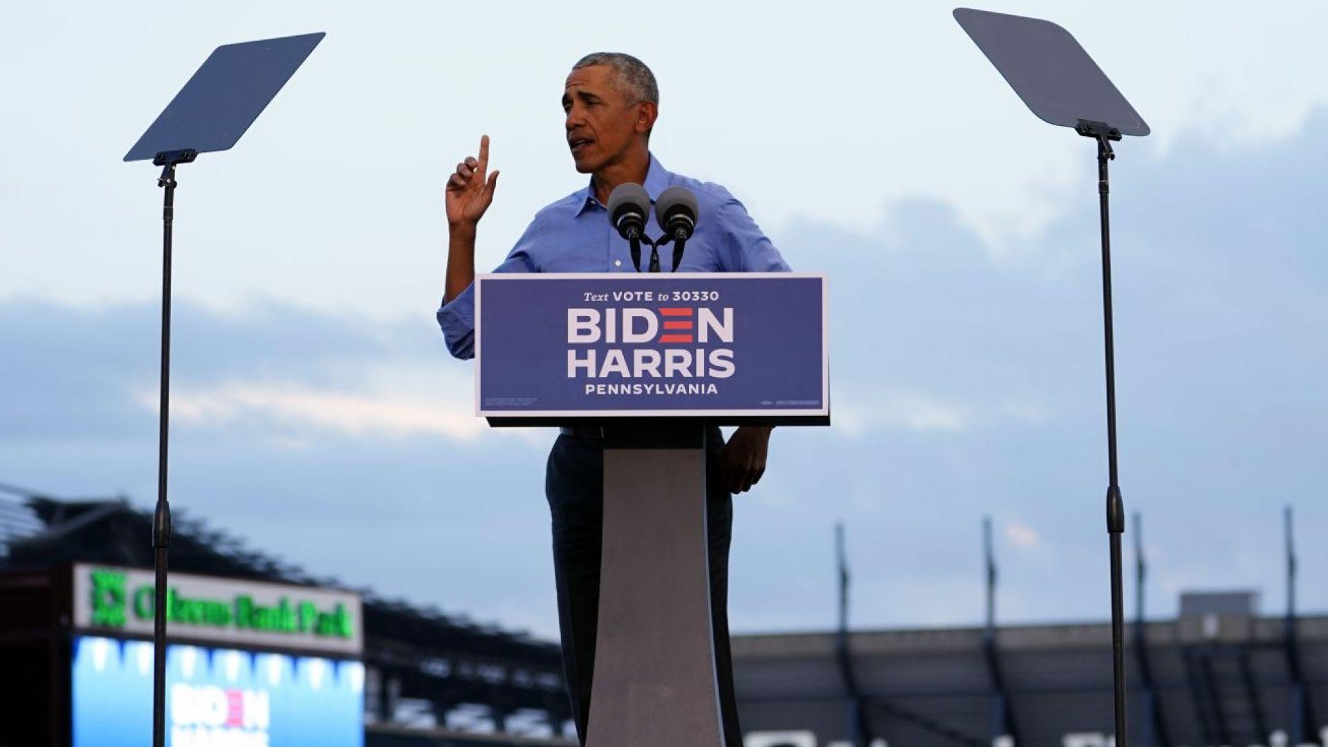 """Барак Обама се надява културата на """"шантави конспиративни теории"""" да бъде ликвидирана"""