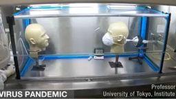 Японци направиха уникален експеримент за маските с манекени - какво показва?