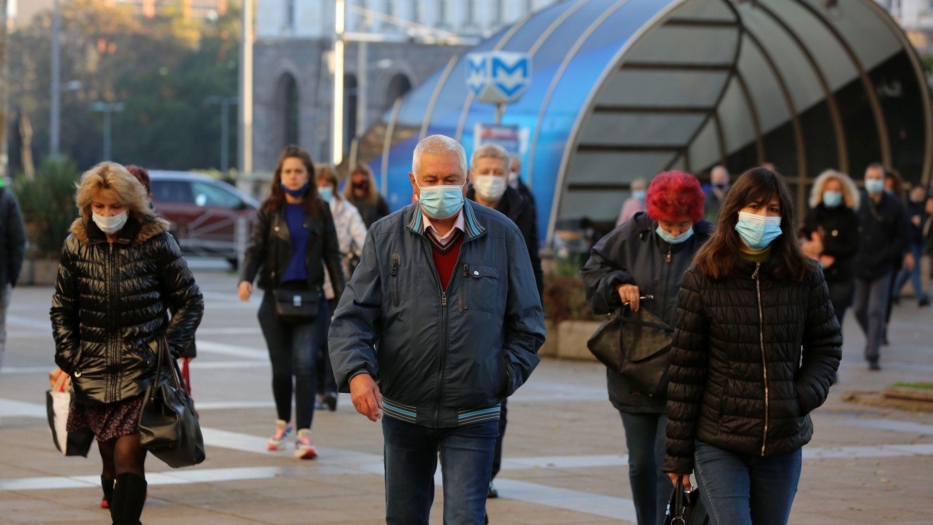 Евробарометър: Българите са сред най-големите скептици на ваксинацията срещу COVID-19