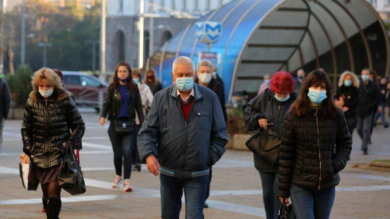 София - градът с най-много жители и най-много заразени с