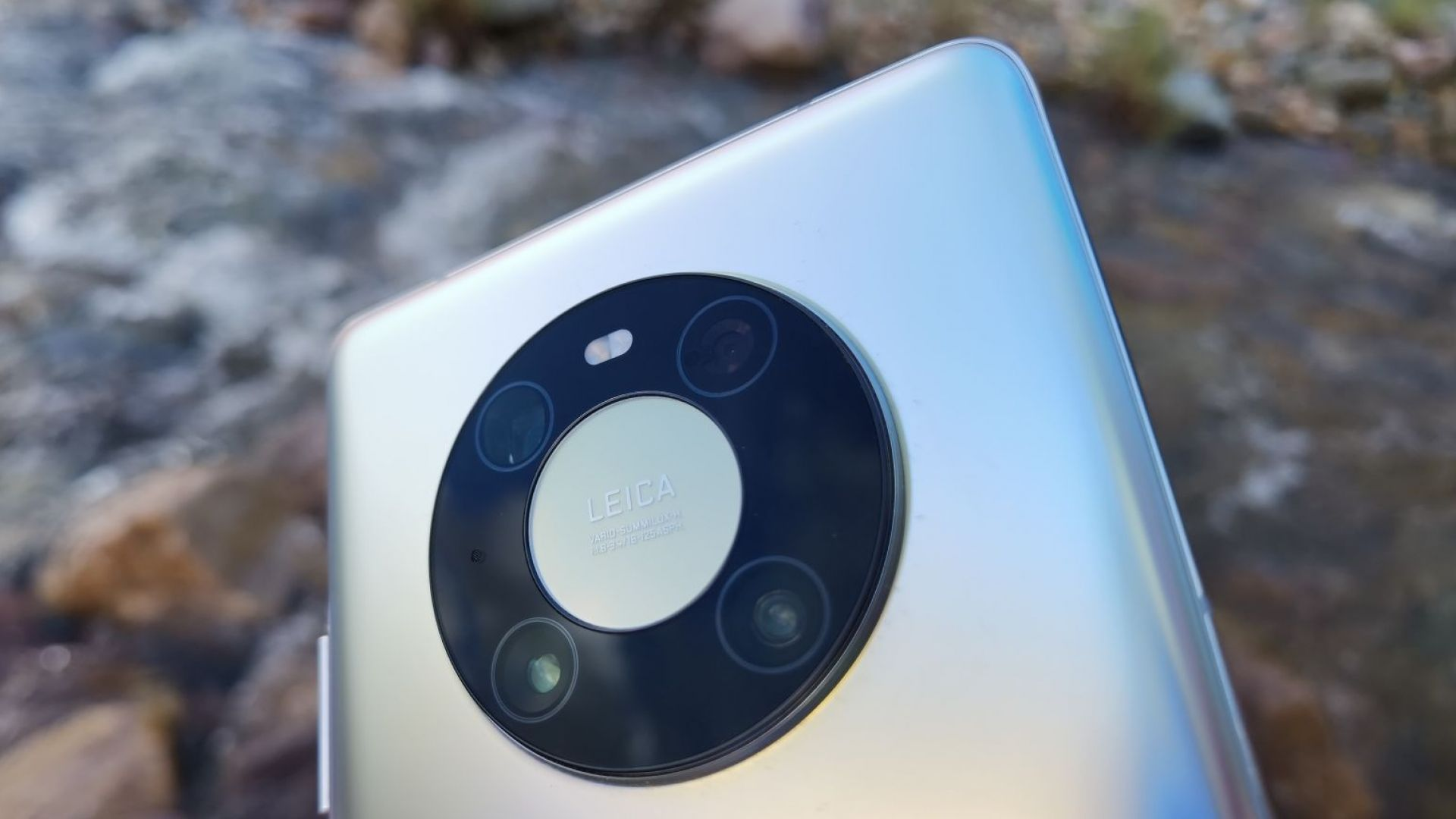 Huawei патентова смартфон с камера-термометър