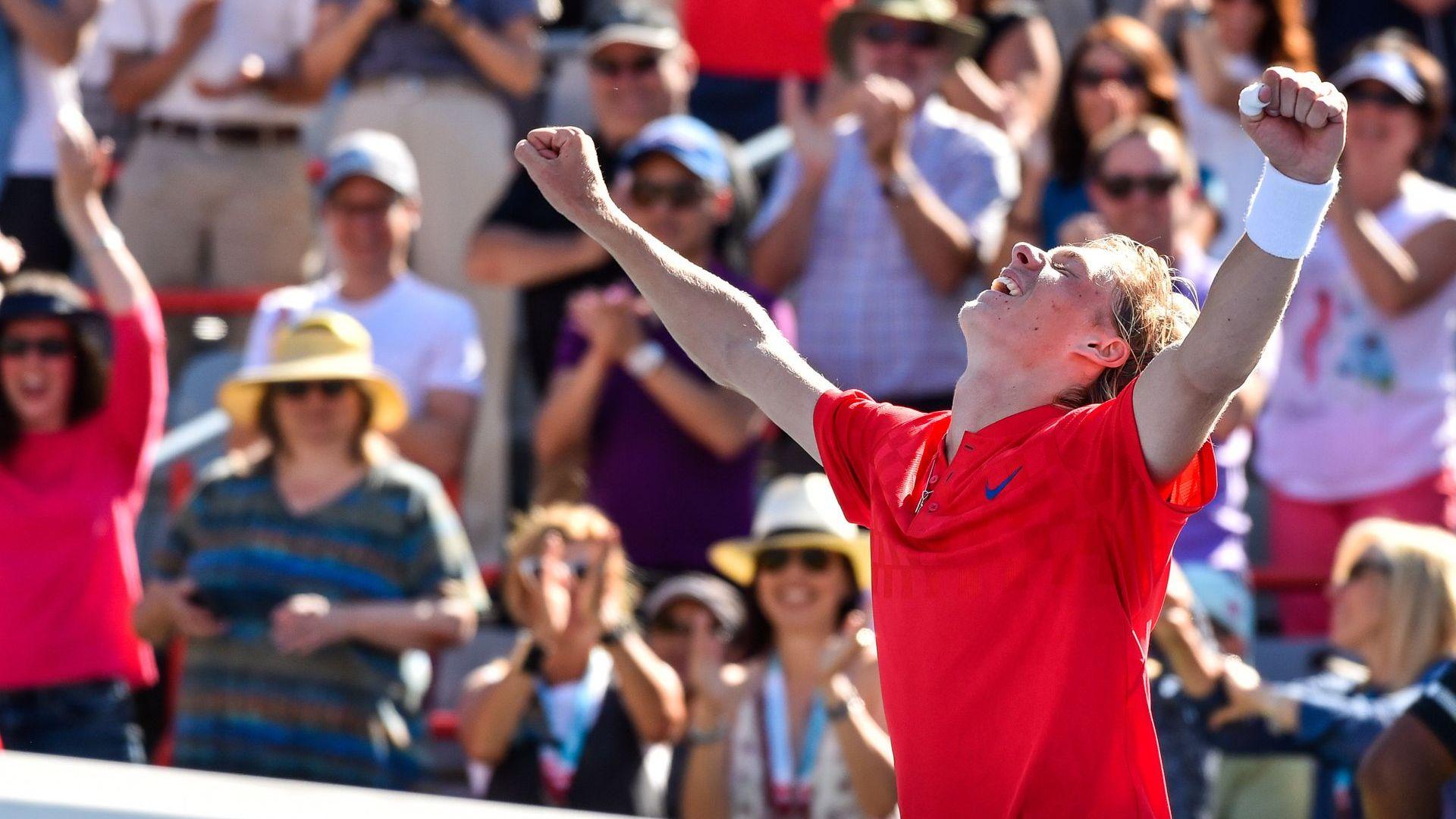 Звездите на Sofia Open: Тенисистът-рапър (Видео)