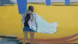 Пълната анонимност на един художник, който ни съобщава нещо важно