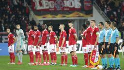 Рома - ЦСКА 0:0 (на живо)