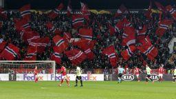Чака се одобрение от РЗИ да пуснат поне 12 хиляди билета за финала ЦСКА - Арда