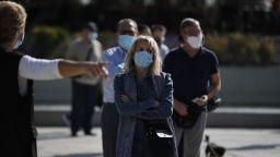 Гръцкият премиер обяви нови мерки за борба с пандемията