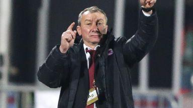 ЦСКА маха Белчев след поредния провал, сменя го Златомир Загорчич?