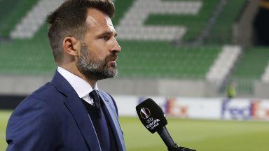 Треньорът на Антверп след победата в Разград: Тук сме, за да се забавляваме