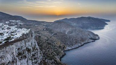Тайни места: Гръцкият остров Фолегандрос обявен за най-добрия в Европа