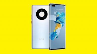 Huawei Mate 40 Pro стъпва на българския пазар