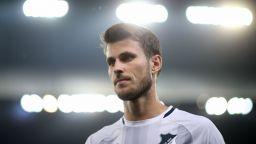 Играч в Лига Европа напусна стадиона, за нещо далеч по-важно от футбола