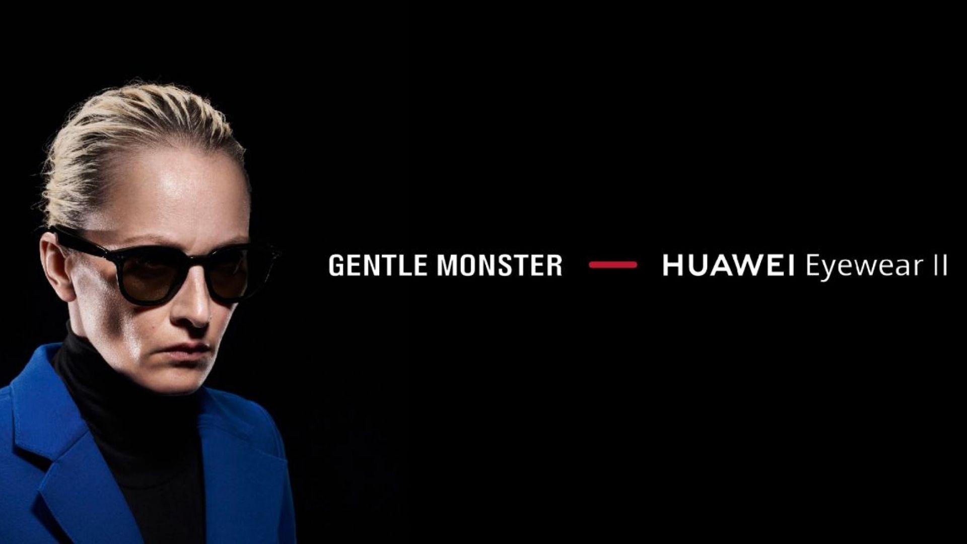 Huawei представи HUAWEI × GENTLE MONSTER Eyewear II