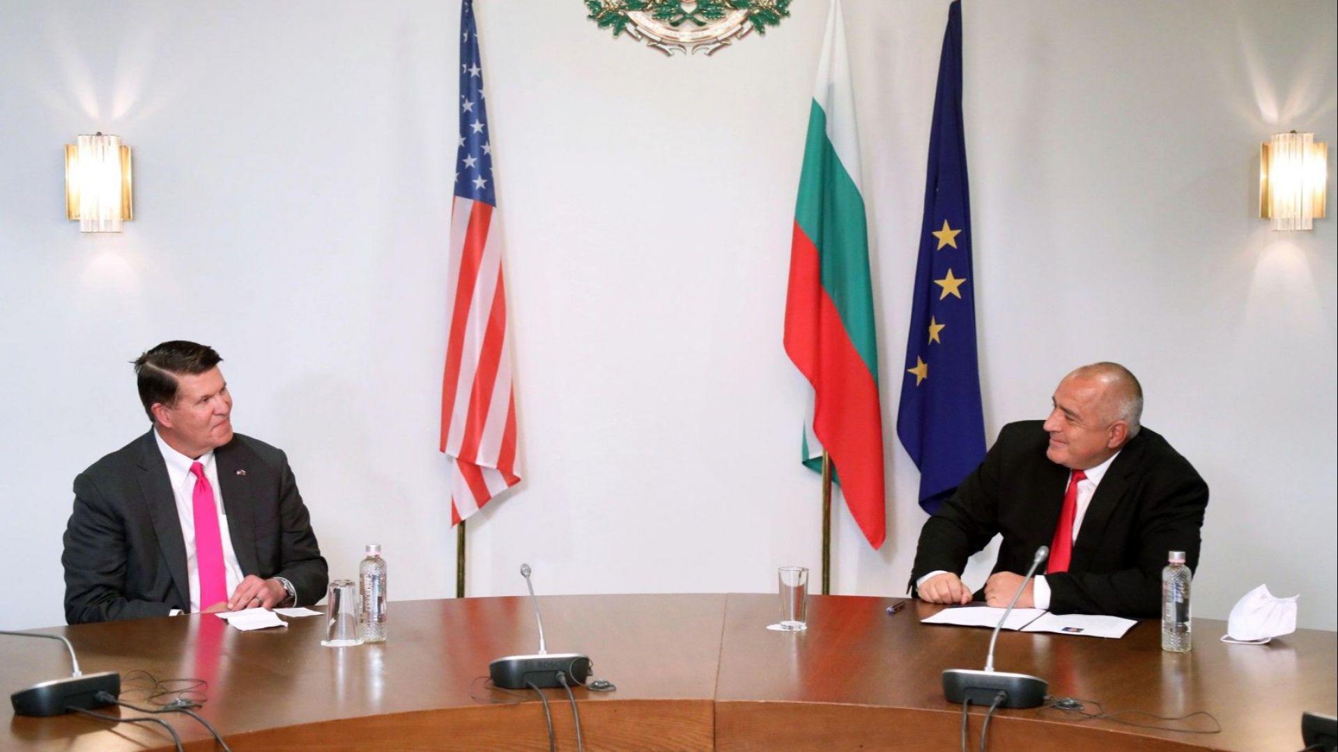 САЩ са готови да подпишат декларация за разбирателство с България в областта на 5G мрежата