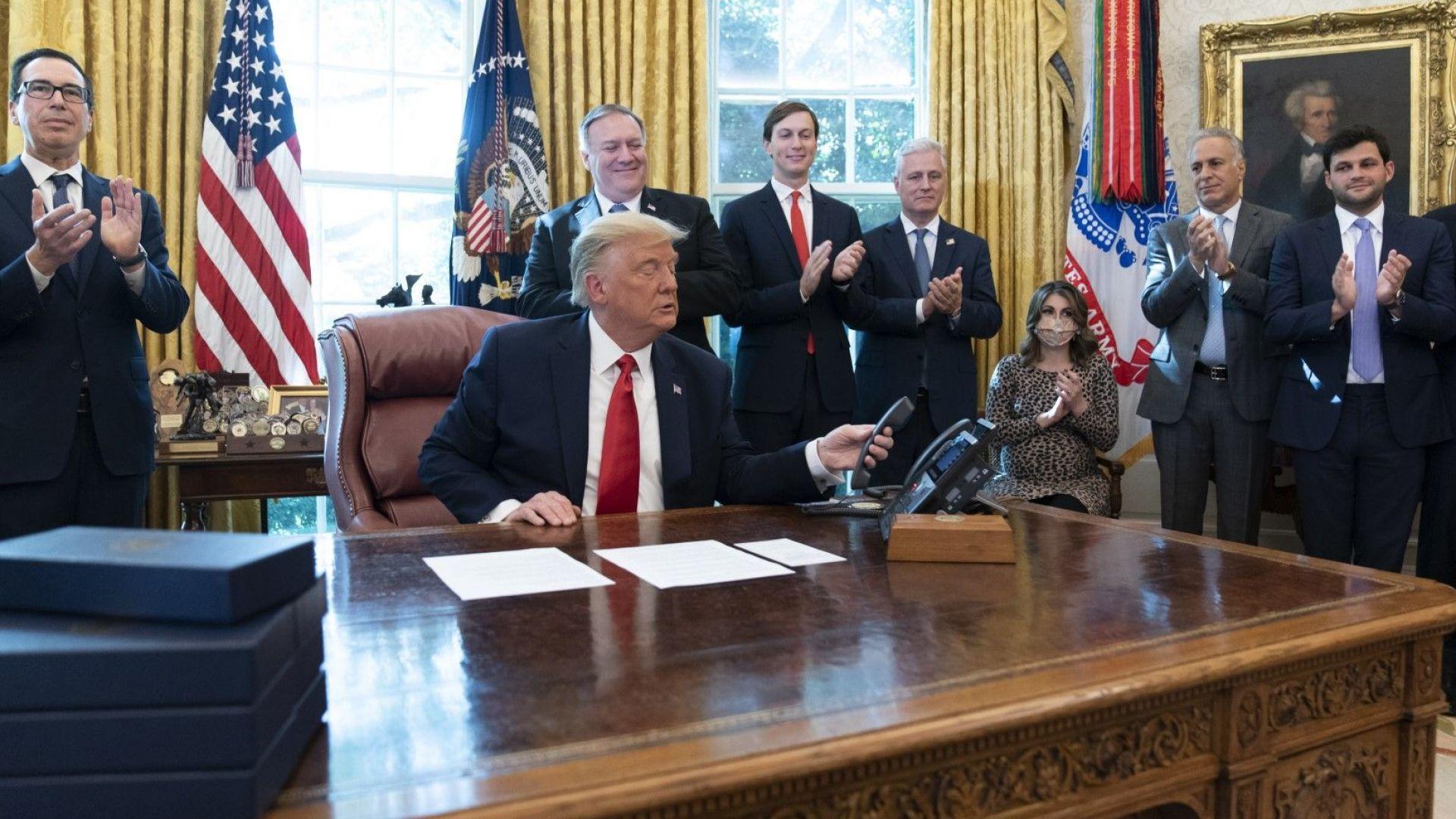 Судан стана поредната арабска страна, споразумяла се с Израел - с посредник Тръмп