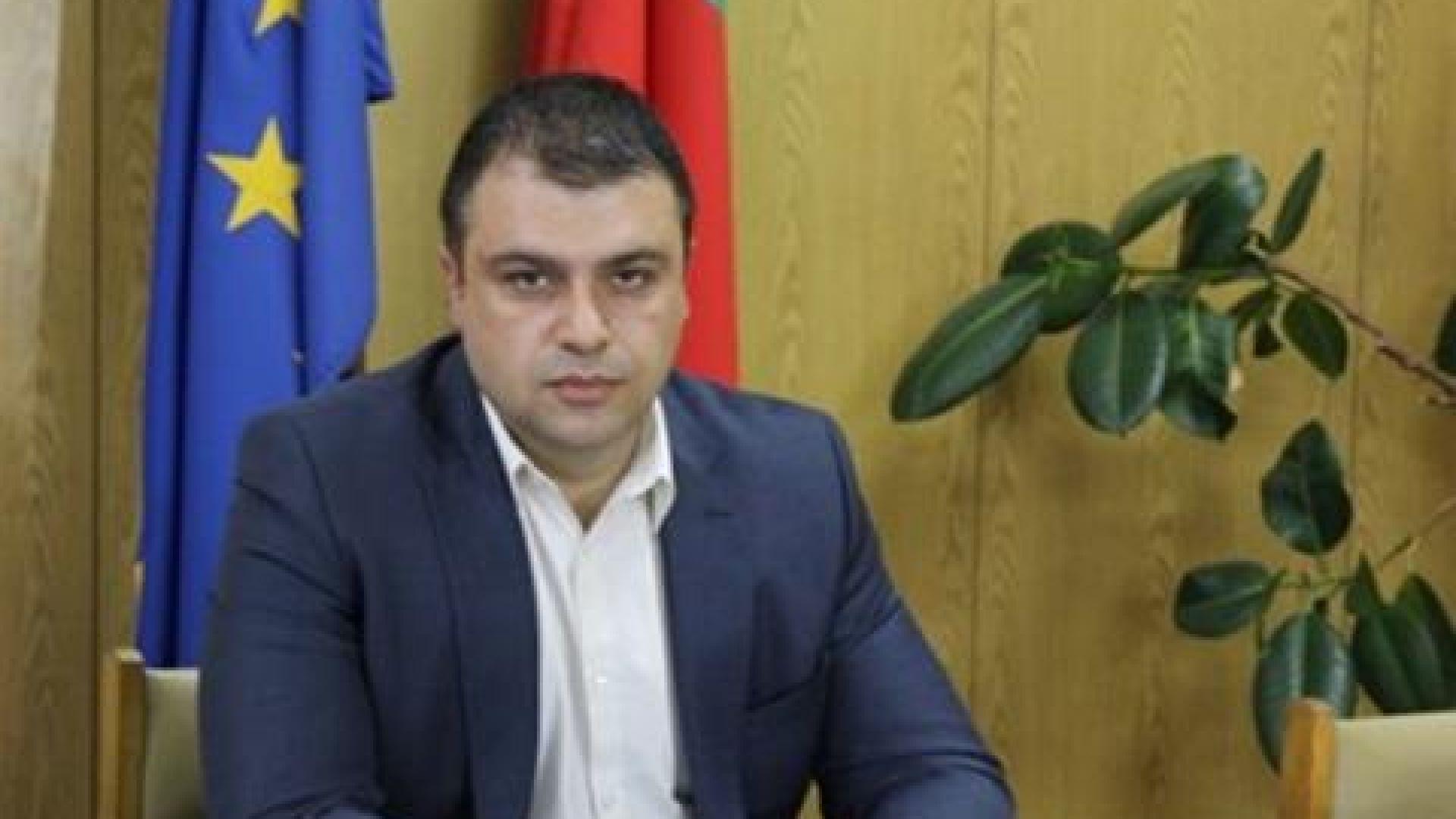 Възстановиха на работа бившия шеф на пловдивската полиция Йордан Рогачев
