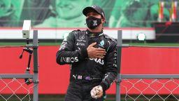 Хамилтън: Формула 1 трябва да прави повече за човешките права