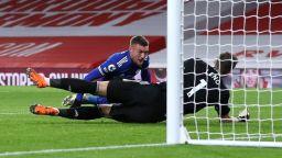 """""""Лисиците"""" надхитриха Арсенал, а лидерът Евертън загуби за първи път"""
