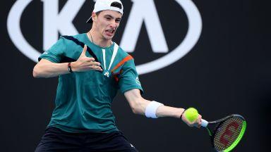 Шампионът от Антверп влезе в основната схема на много силния турнир в София