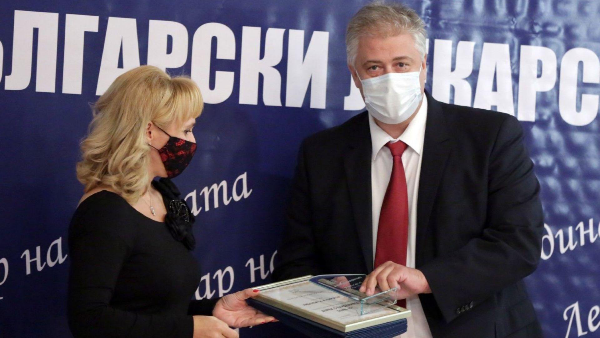 Проф. Балтов: Борисов е стабилен, Радев трябва да е под карантина