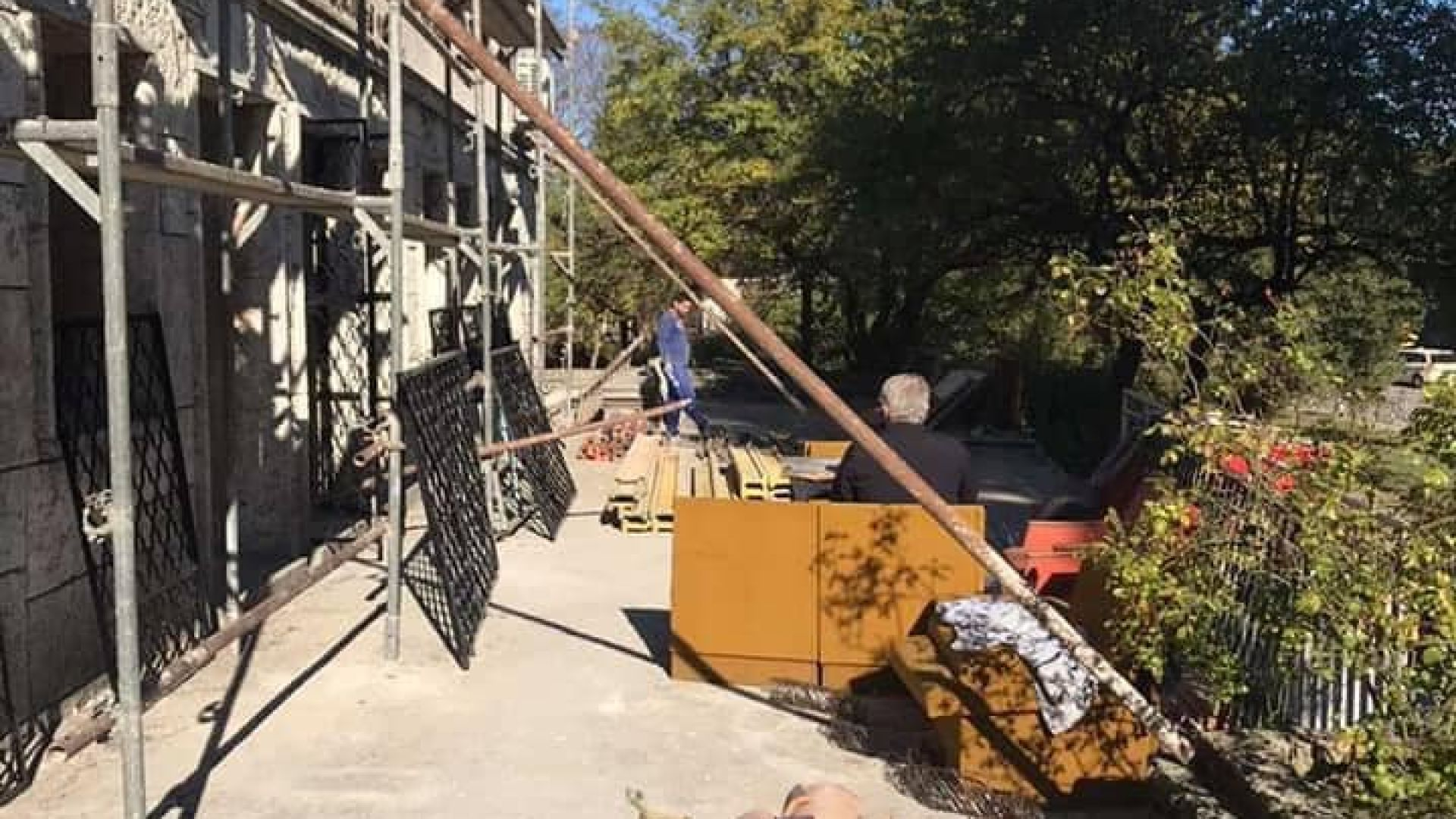 """Започна цялостен ремонт на читалището в """"Галата"""" във Варна"""