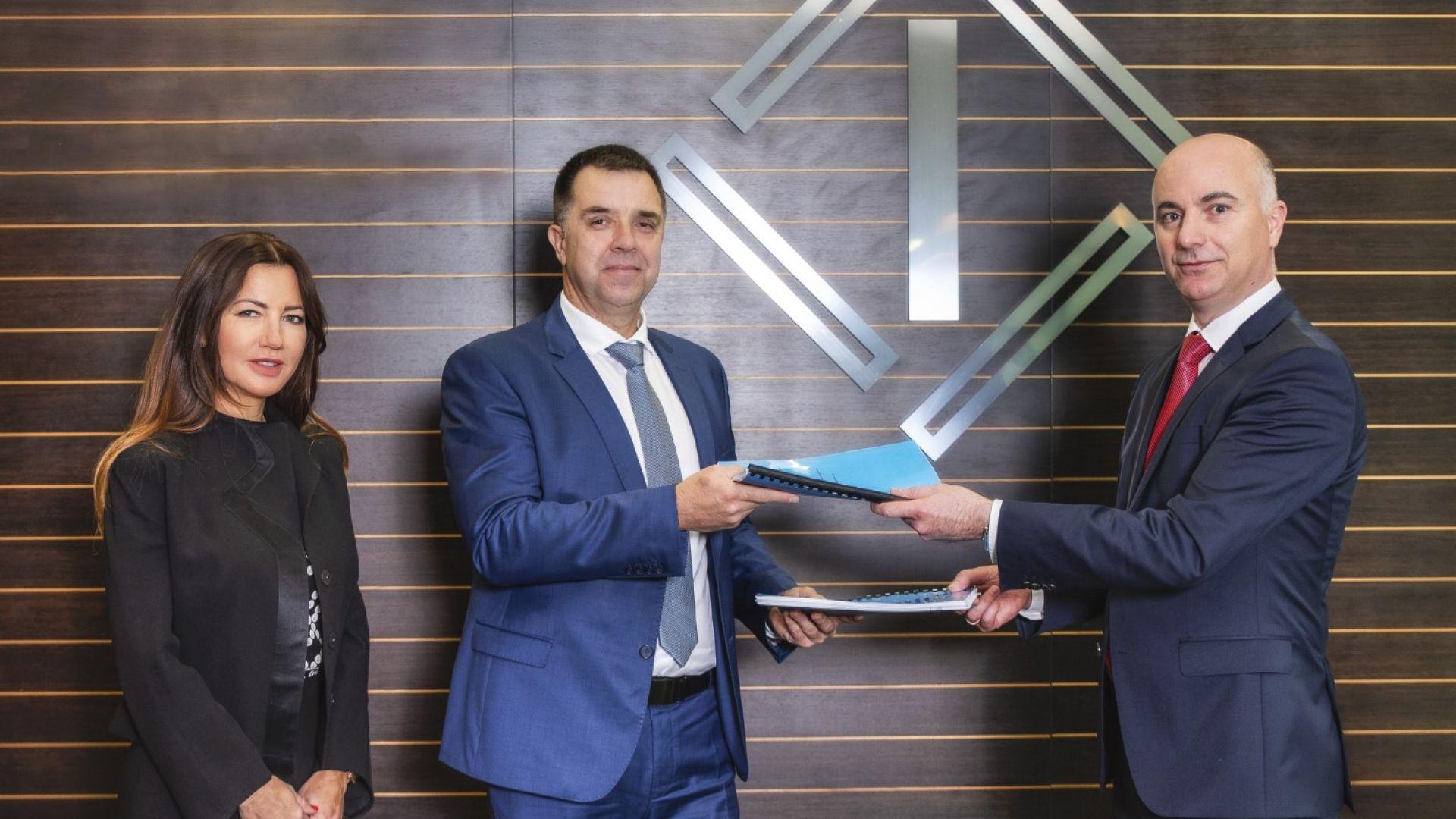 Fibank подписа споразумение с Фонд на Фондовете за отпускане на гарантирани кредити