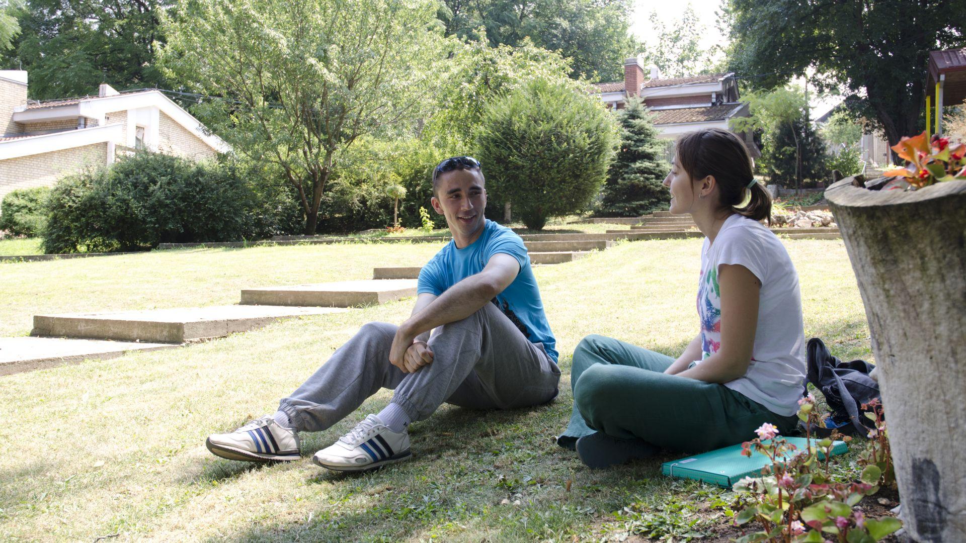 NIVEA подпомага началото на самостоятелен живот на младежи от SOS Детски селища