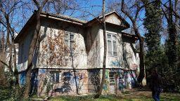 Варна стяга къщата на създателя на Морската градина