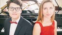 Алина и Николай Шаламови – клавирното дуо с бъдеще