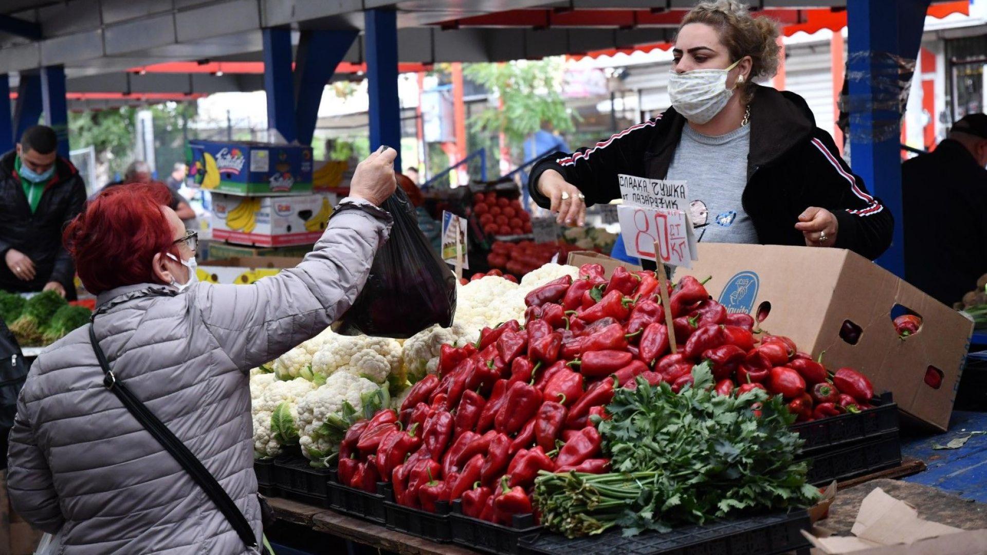 НАП започва масови проверки по пазарите за плодове и зеленчуци