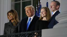 Сенатът утвърди Ейми Кони Барет за Върховния съд на САЩ
