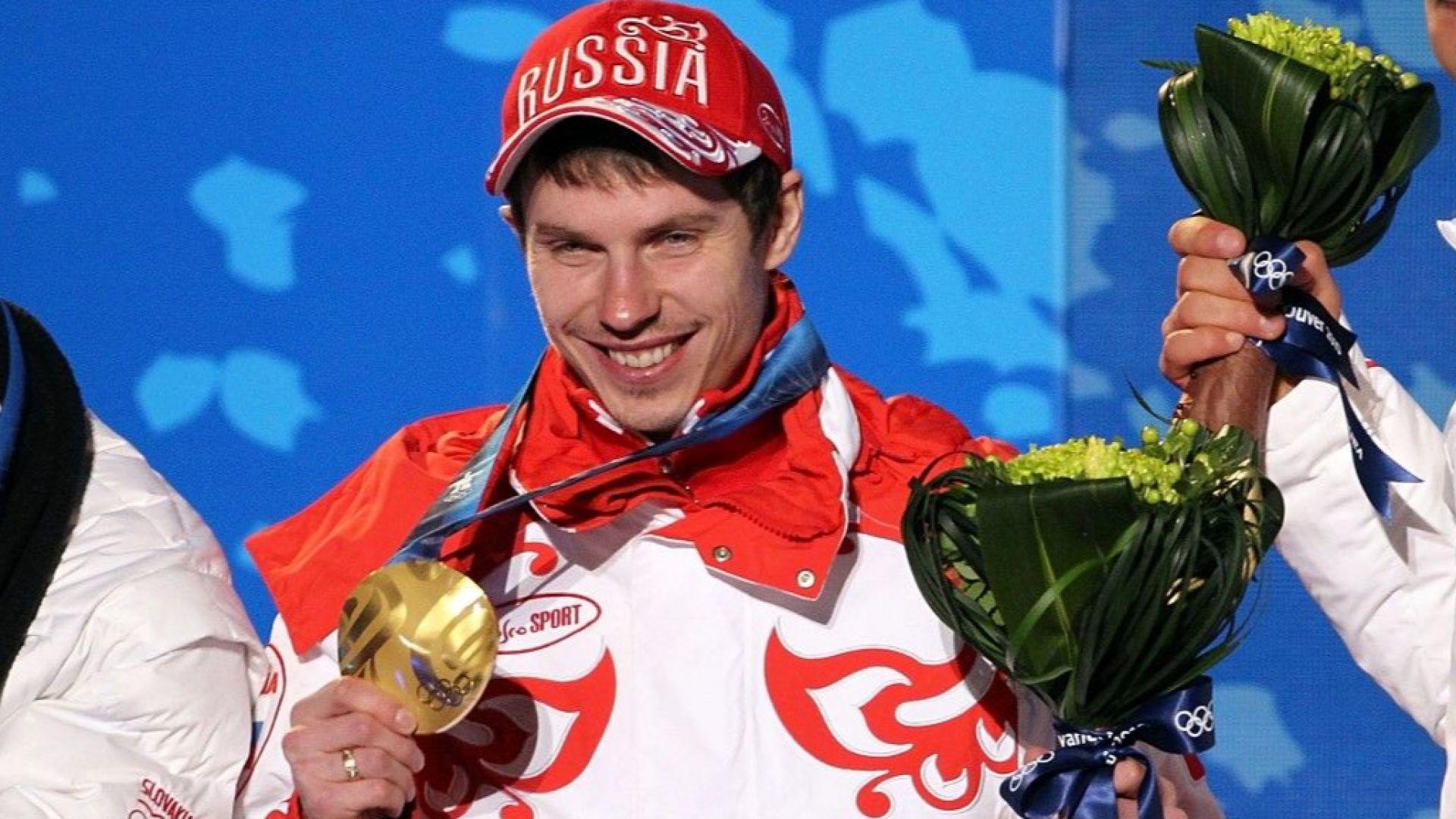 Отнеха две олимпийски титли на руснак заради допинг