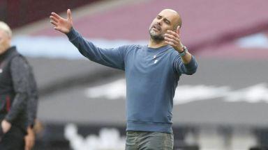 Манчестър Сити мачка, но Гуардиола посочи проблем за играчите